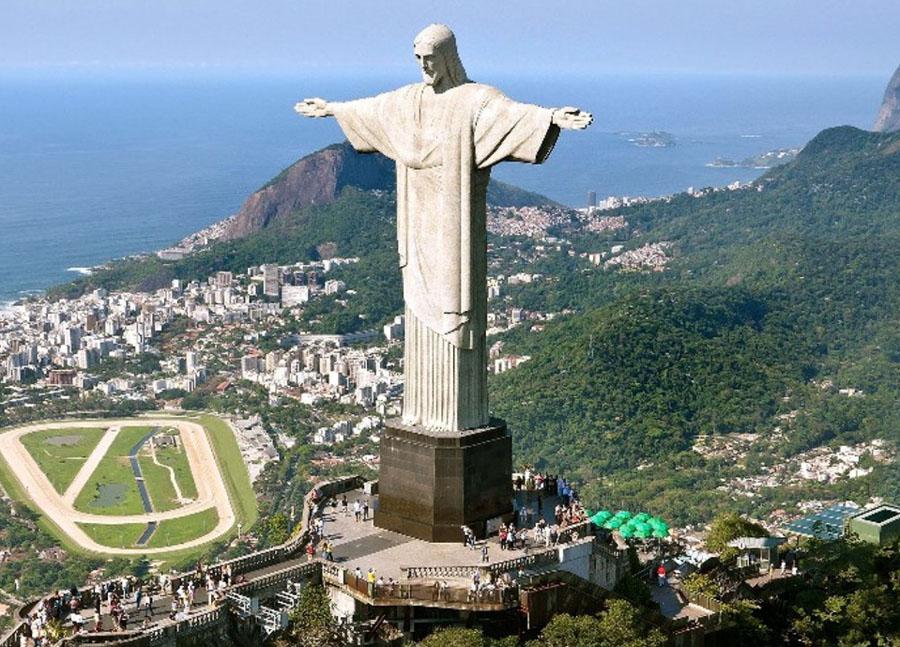 Cristo Redentor vestirá colete da Cruz Vermelha Brasileira - Lado de Cá