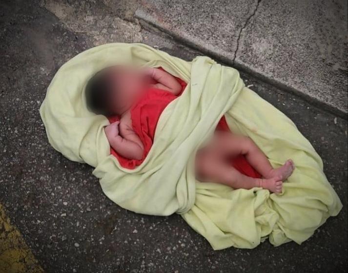 Crueldade em São Gonçalo: bebê recém-nascido é abandonado no estacionamento  de hospital - Lado de Cá